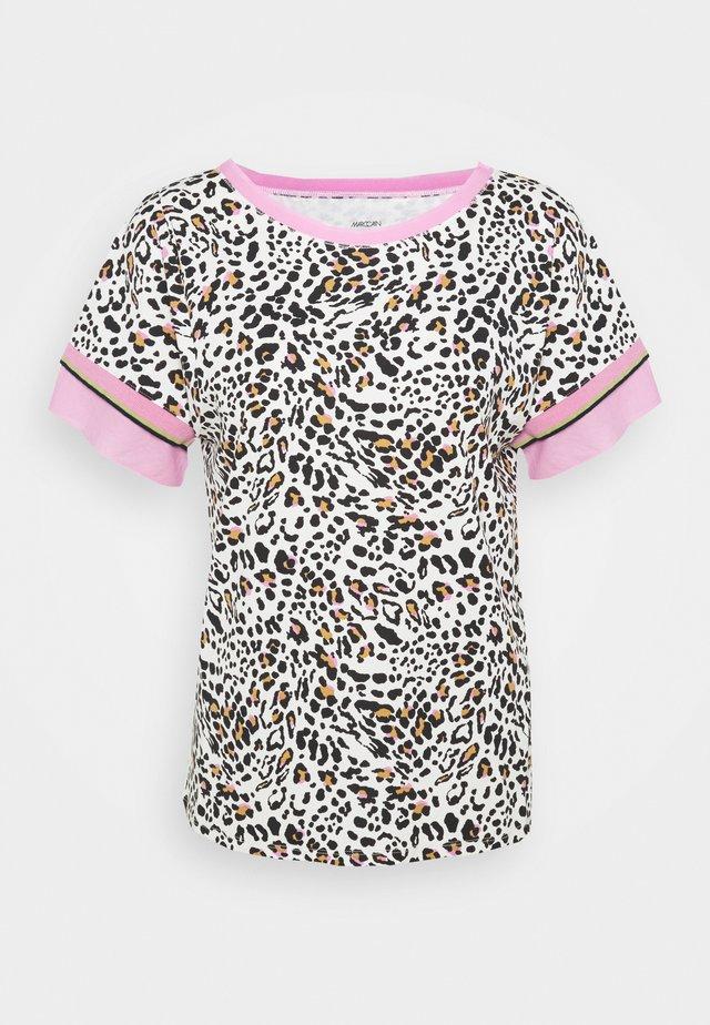 T-shirt imprimé - prism pink