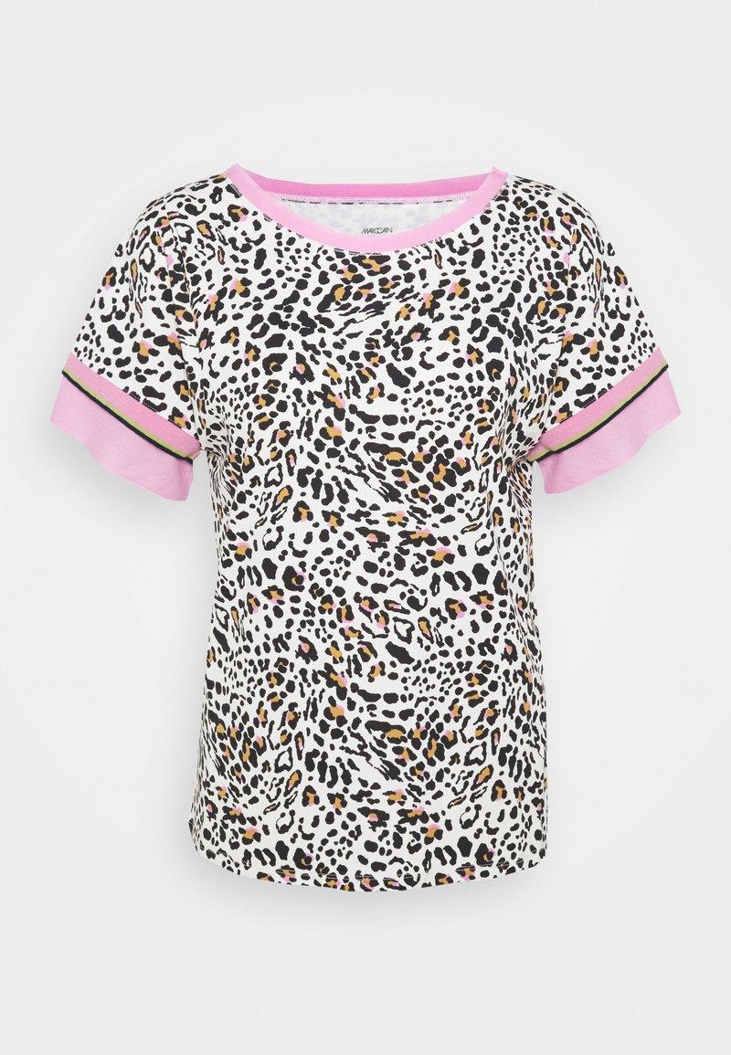 Marc Cain - Print T-shirt - prism pink