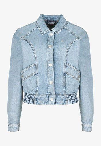 Denim jacket - tj leon lb com