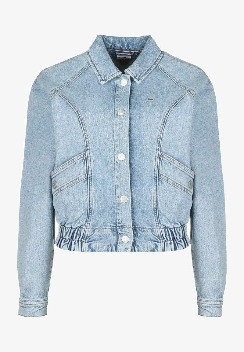 Tommy Jeans - Denim jacket - tj leon lb com