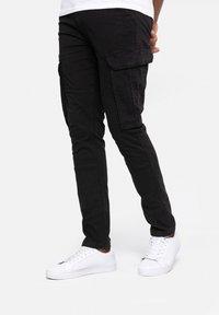 Threadbare - Cargo trousers - black - 0