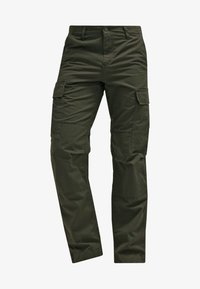 COLUMBIA - Cargo trousers - cypress rinsed