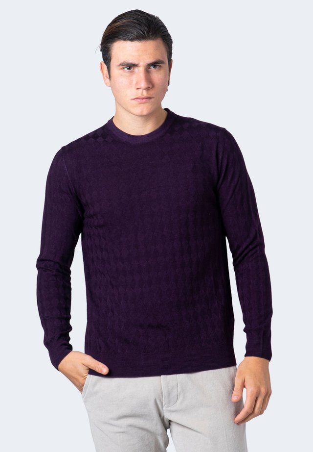 Maglione - violet