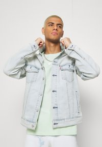 Levi's® - THE TRUCKER JACKET UNISEX - Spijkerjas - spirit trucker - 3