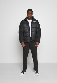 The North Face - HIMALAYAN INSULATED JACKET - Zimní bunda - black - 1