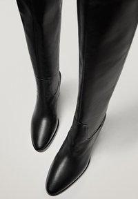 Massimo Dutti - Boots - black - 4