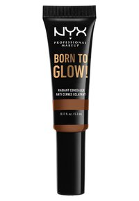 Nyx Professional Makeup - BORN TO GLOW RADIANT CONCEALER - Concealer - 17 cappuccino - 1