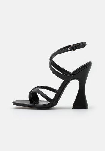 JONAS - Sandaler - black