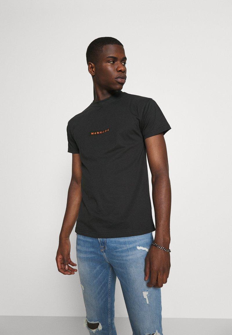 Mennace - ESSENTIAL REGULAR UNISEX 2 PACK - T-shirt basique - multi