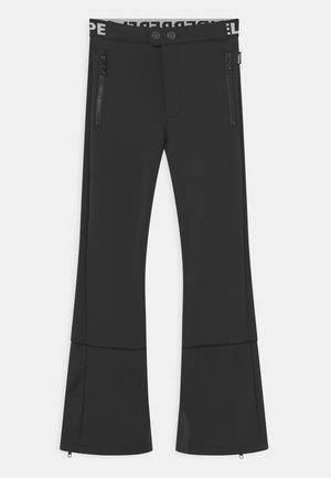 SPEAK - Snow pants - black