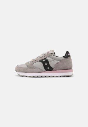 JAZZ ORIGINAL - Sneakers laag - grey/black