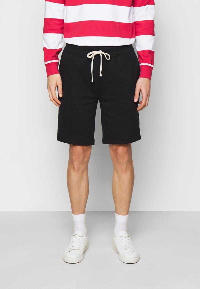 Polo Ralph Lauren - THE CABIN FLEECE SHORT - Shorts - black