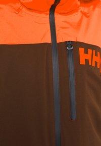 Helly Hansen - POWCHASER LIFALOFT JACKET - Snowboard jacket - wild rose - 6