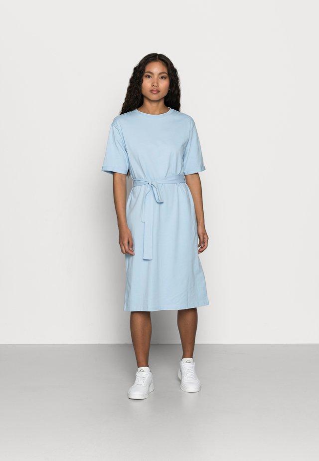 VMOLIVA DRESS - Jersey dress - cashmere blue