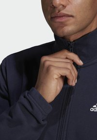 adidas Performance - Cotton TS TRACKSUITS SPORTS TOP:REGULAR-BOTTOM:REGULAR TRACKSUIT - Chándal - blue - 3