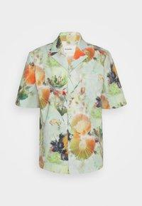 KIA FLOWER - Skjorta - mint