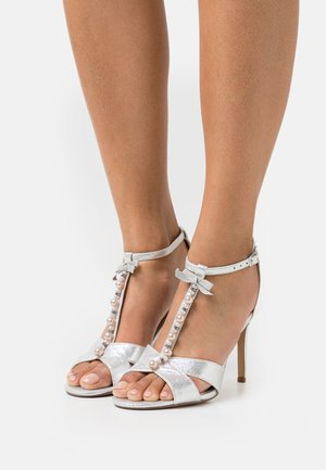 MELODIEE - Sandals - silver
