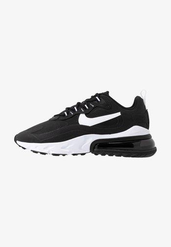 AIR MAX 270 REACT - Sneakers - black/white
