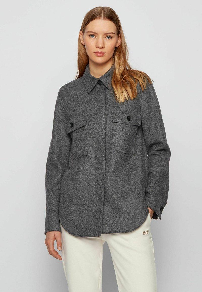 BOSS - Summer jacket - grey