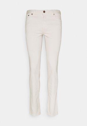 JJIGLENN JJFELIX - Slim fit jeans - ecru