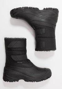 Pier One - UNISEX - Snowboots  - black - 1