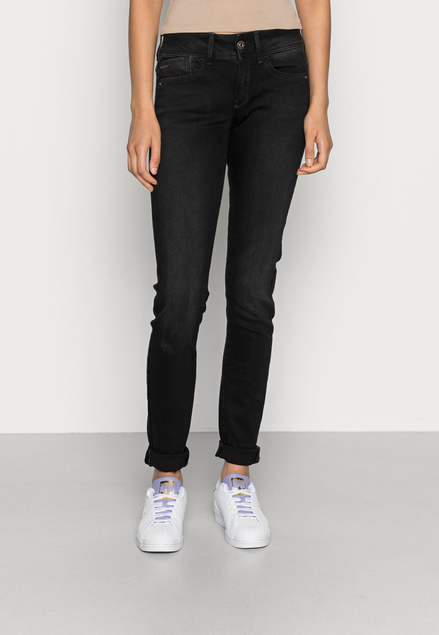 Damer LYNN MID - Jeans Skinny Fit