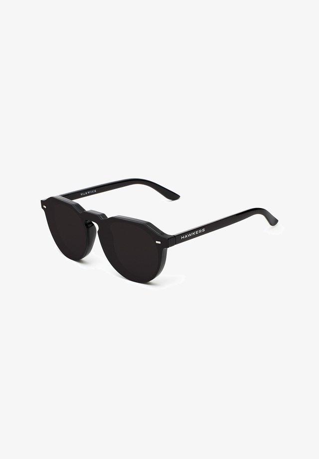 WARWICK VENM HYBRID - Lunettes de soleil - black