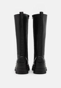 Buffalo - ASPHA ON - Lace-up boots - black - 2
