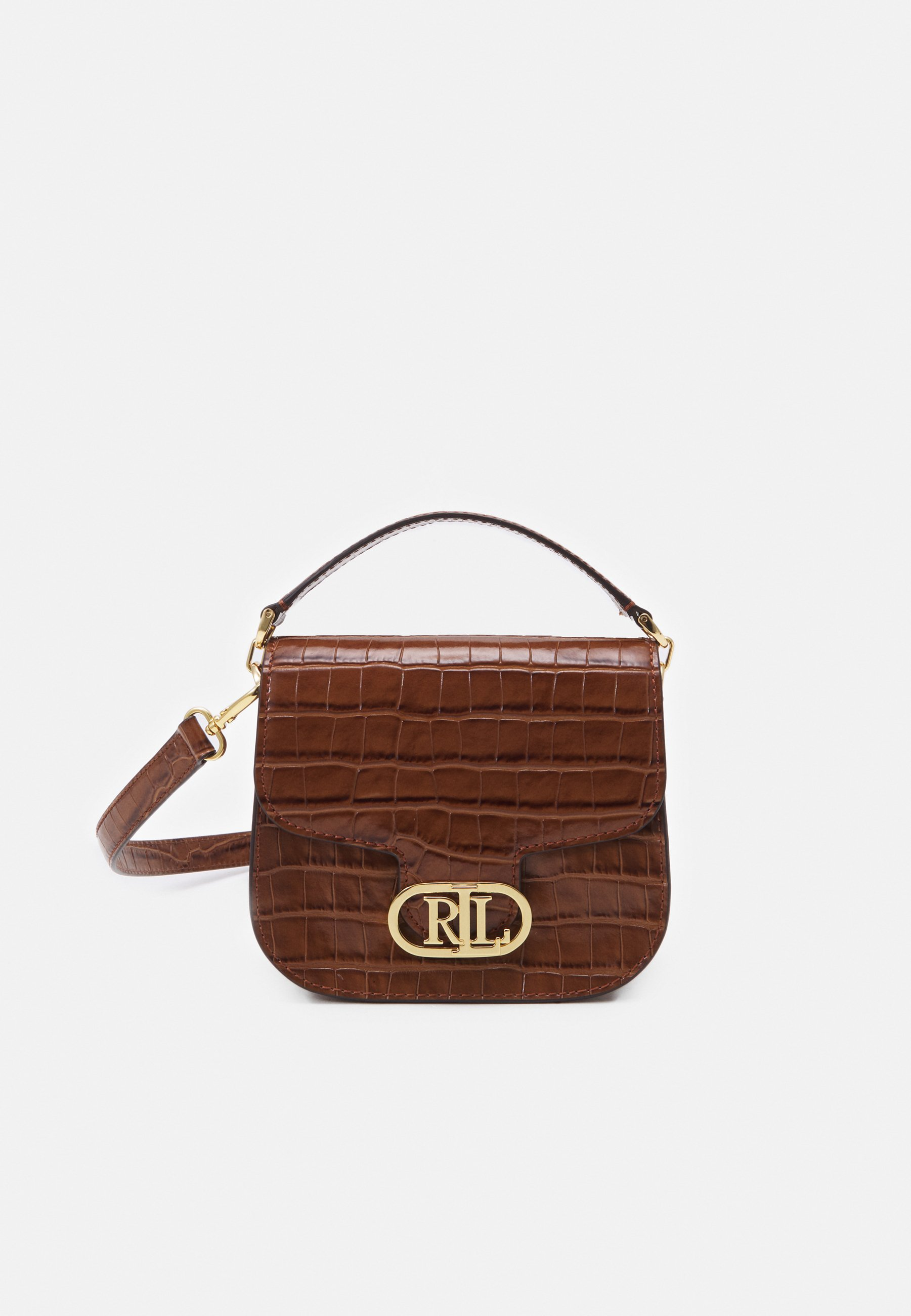 Women LARGE CROC ADDIE - Handbag