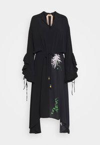 N°21 - Vestido camisero - nero - 0