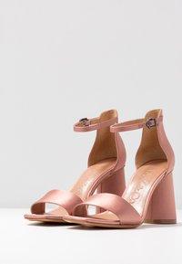 MAX&Co. - ALFREDO - Sandales à talons hauts - cladiella pink - 4