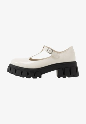 VEGAN DAWN - Derbies - white