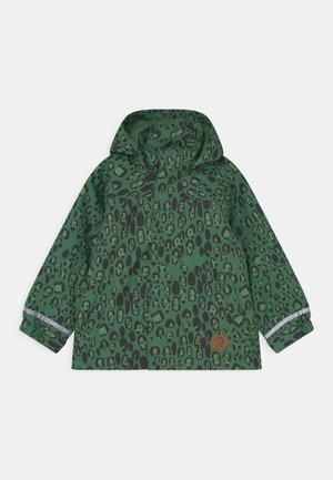 JACKET UNISEX - Waterproof jacket - green