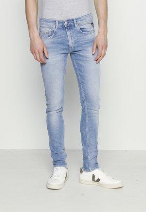 JOHNFRUS ARCHIVIO - Slim fit jeans - light blue