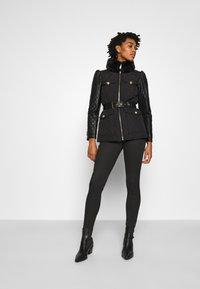 River Island - Light jacket - black - 1