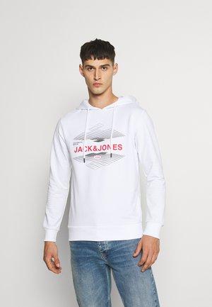 JCOBIGU HOOD - Sweatshirt - white