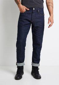 G-Star - SCUTAR 3D SLIM TAPERED 3D RAW DENIM MEN - Jeans Tapered Fit -  raw denim - 0
