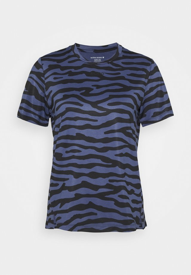 CATO TEE - T-shirts med print - crown blue