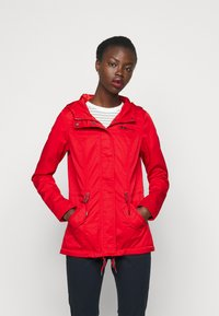 ONLY Tall - ONLLORCA - Parka - mars red - 0