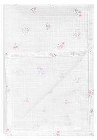 Next - MUSLIN SQUARES 4 PACK - Muslin blanket - pink - 2