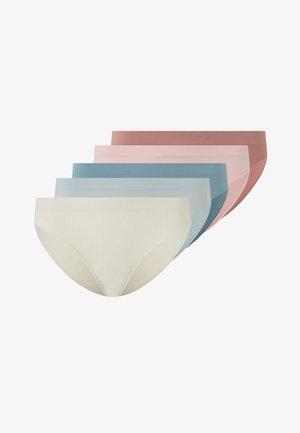 5 SEAMLESS CLASSIC - Alushousut - multi coloured