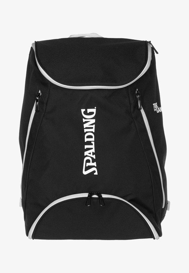 Backpack - schwarz / weiss