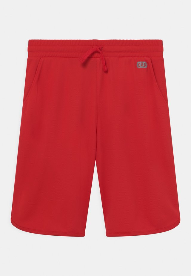 BOY  - Shorts - pure red