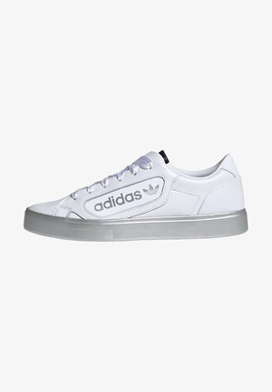 ADIDAS SLEEK SHOES - Trainers - white