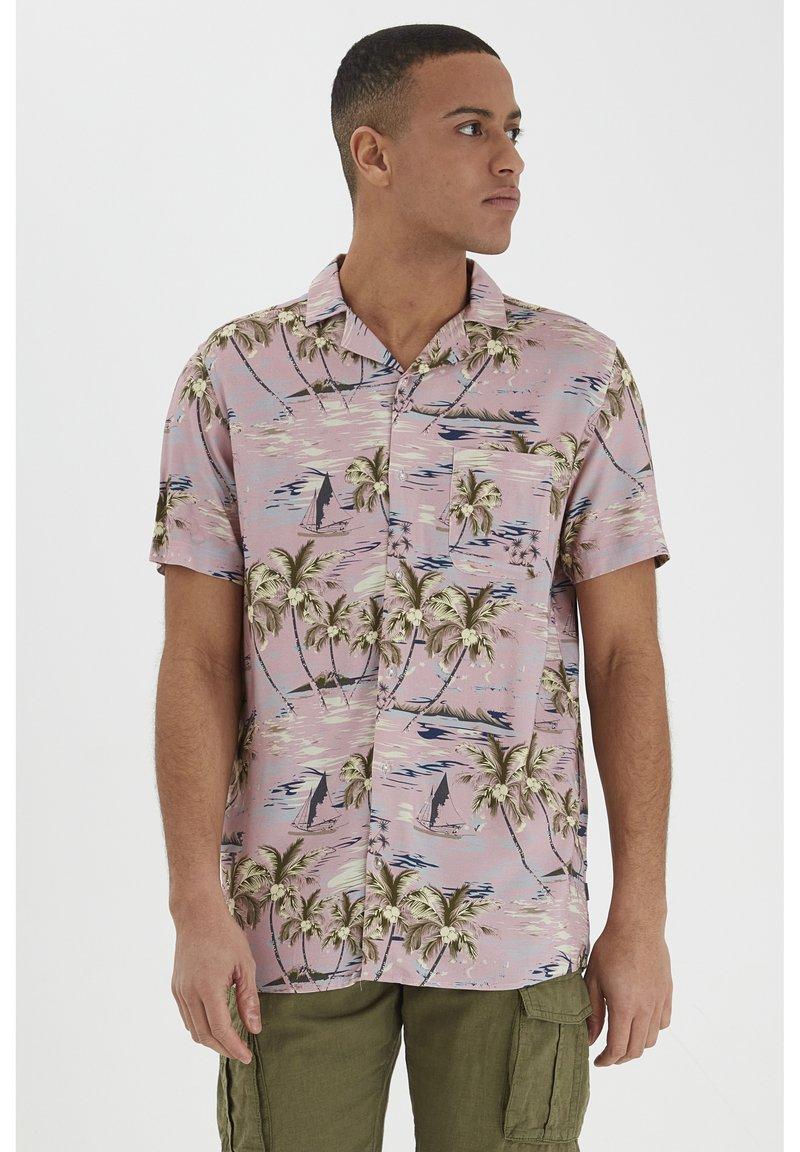 Solid - Shirt - zephyr