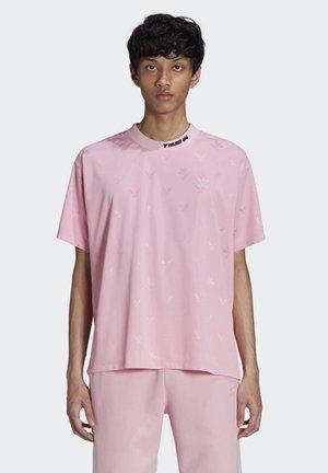 NINJA TEE - T-shirt con stampa - true pink
