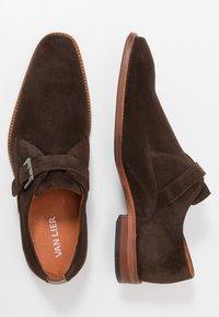 Van Lier - CARMELO - Smart lace-ups - brown - 1
