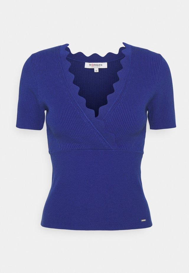 MEDICO - Basic T-shirt - outremer