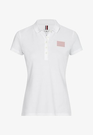 """""""SLIM TOMMY BOX POLO""""  - Polo shirt - weiss"""