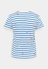 Polo Ralph Lauren - T-shirt con stampa - blue/white - 7